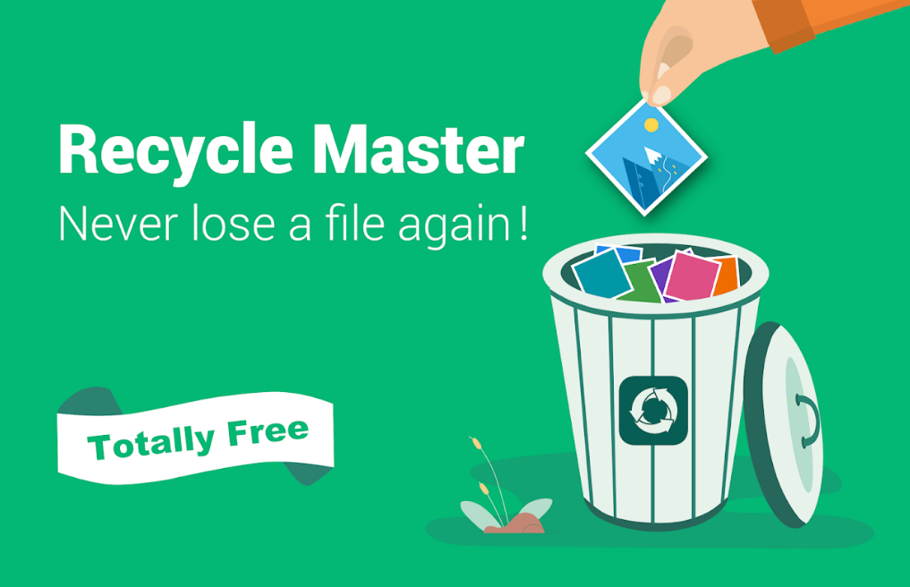 Recycle Master Recycle Bin, File Recovery