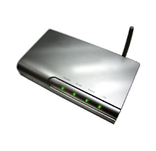 Router Setup Page