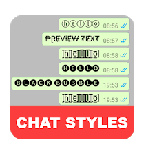 Chat Styles Cool Text, Stylish Font for WHatsapp 2019