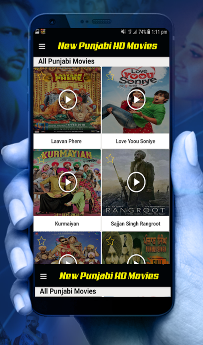 Best App New Movies 2019 – Tamoor Pardesi