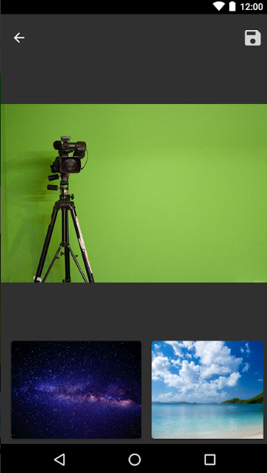 Green Screen Chroma Key (Beta)