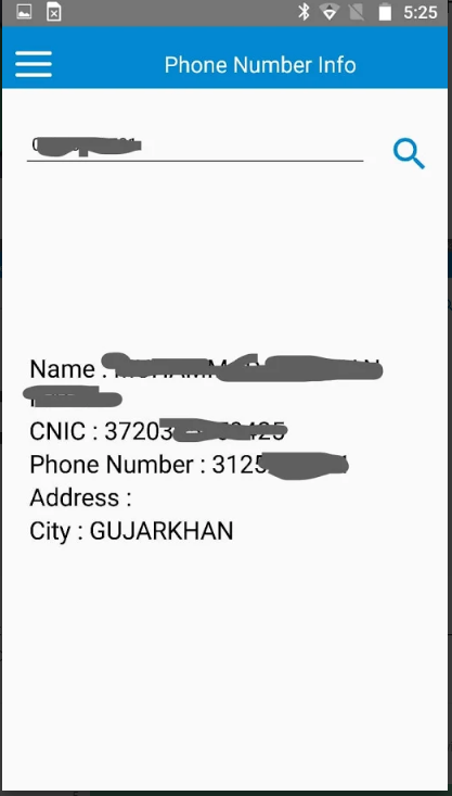 Find Phone Number Info